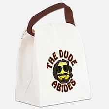 lebowski9.png Canvas Lunch Bag