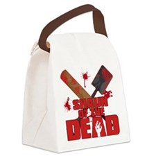 shaun9.png Canvas Lunch Bag