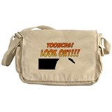 Toonces the driving cat Messenger Bag