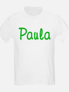 Paula Glitter Gel T-Shirt