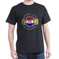 Croatia Water Polo T-Shirt