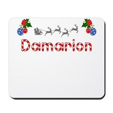 Damarion, Christmas Mousepad