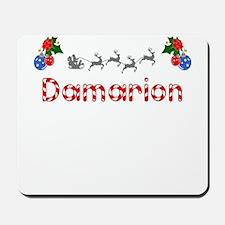 Damarion, Christmas Mousepad