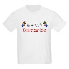 Damarion, Christmas T-Shirt