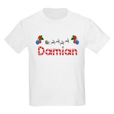 Damian, Christmas T-Shirt