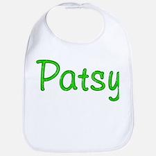 Patsy Glitter Gel Bib