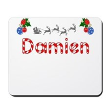 Damien, Christmas Mousepad