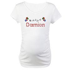 Damion, Christmas Shirt