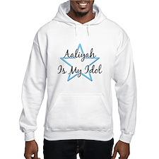 AALIYAH IS MY IDOL Hoodie Sweatshirt