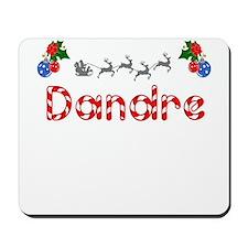 Dandre, Christmas Mousepad