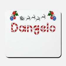 Dangelo, Christmas Mousepad