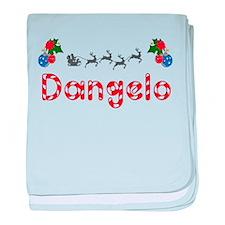 Dangelo, Christmas baby blanket