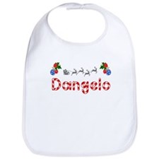 Dangelo, Christmas Bib