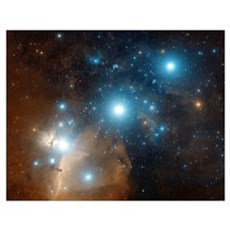 Orion's belt Poster