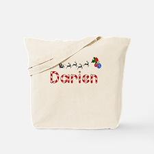 Darien, Christmas Tote Bag