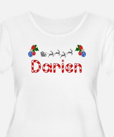 Darien, Christmas T-Shirt