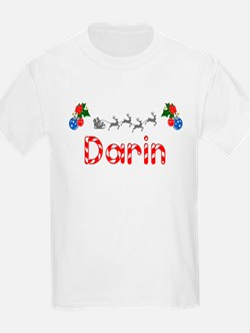Darin, Christmas T-Shirt