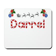 Darrel, Christmas Mousepad