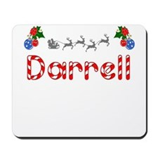 Darrell, Christmas Mousepad