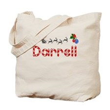 Darrell, Christmas Tote Bag
