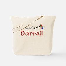 Darrell, Christmas Tote Bag