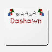 Dashawn, Christmas Mousepad