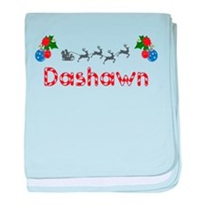 Dashawn, Christmas baby blanket