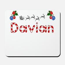 Davian, Christmas Mousepad