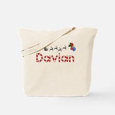Davian, Christmas Tote Bag