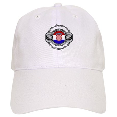 Croatia Hockey Cap