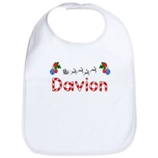 Davion, Christmas Bib
