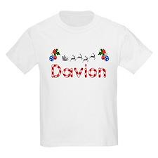 Davion, Christmas T-Shirt