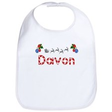 Davon, Christmas Bib