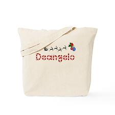 Deangelo, Christmas Tote Bag