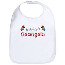 Deangelo, Christmas Bib