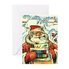 S Novim godom 2 Greeting Cards (Pk of 10)