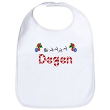 Degen, Christmas Bib
