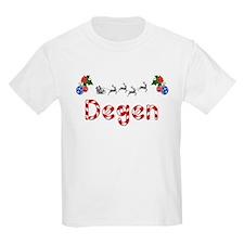 Degen, Christmas T-Shirt