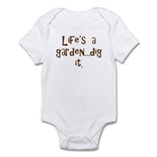 Dig It Infant Bodysuit