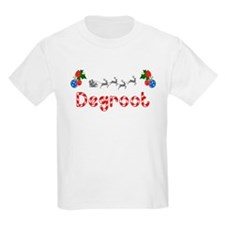 Degroot, Christmas T-Shirt