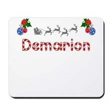 Demarion, Christmas Mousepad