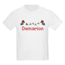 Demarion, Christmas T-Shirt