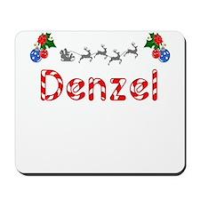 Denzel, Christmas Mousepad