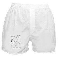 Go for Baroque Boxer Shorts