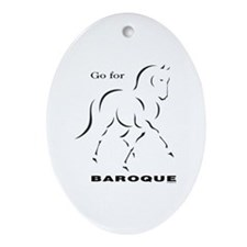 Go for Baroque Ornament (Oval)