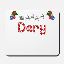 Dery, Christmas Mousepad