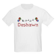Deshawn, Christmas T-Shirt