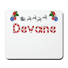 Devane, Christmas Mousepad