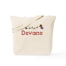 Devane, Christmas Tote Bag
