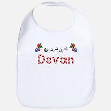 Devan, Christmas Bib